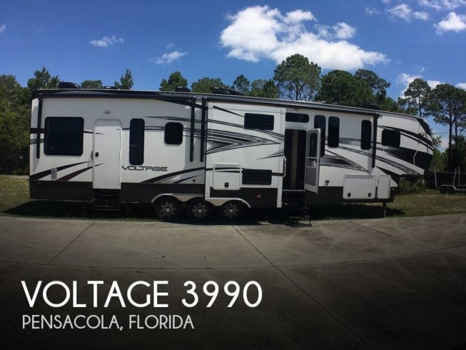 Used 2015 Dutchmen Voltage 3990 available in Pensacola, Florida