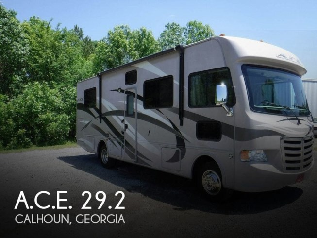 Used 2014 Thor Motor Coach A.C.E. 29.2 available in Calhoun, Georgia