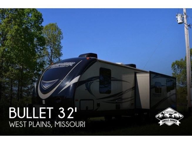 Used 2016 Keystone Bullet Premier Ultra-Lite 29 RKPR available in West Plains, Missouri