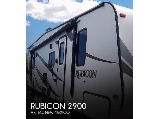 Used 2015 Dutchmen Rubicon 2900 available in Aztec, New Mexico