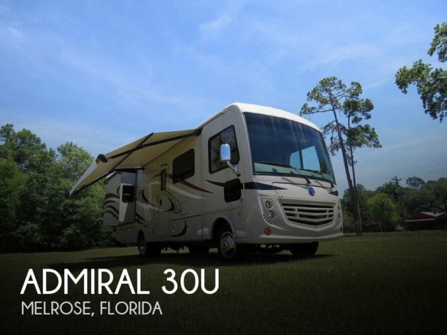 Used 2018 Holiday Rambler Admiral 30U available in Melrose, Florida