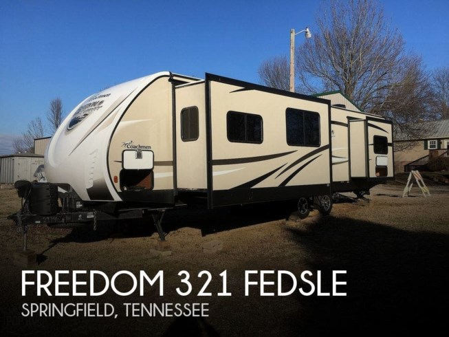 Used 2018 Coachmen Freedom 321 FEDSLE available in Springfield, Tennessee