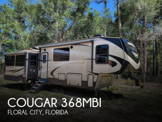 Used 2019 Keystone Cougar 368MBI available in Floral City, Florida