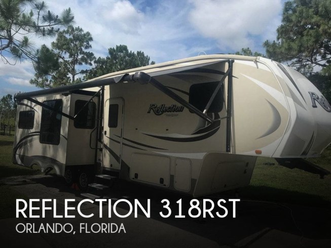 Used 2015 Grand Design Reflection 303RLS available in Orlando, Florida