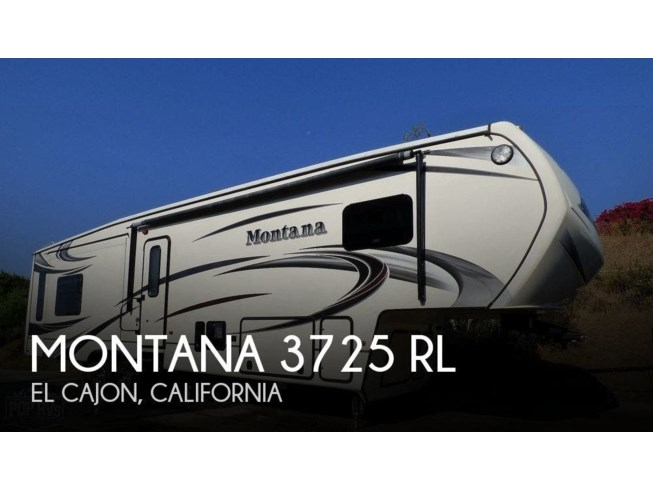 Used 2015 Keystone Montana 3725 RL available in El Cajon, California
