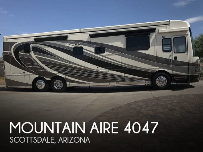 Used 2018 Newmar Mountain Aire 4047 available in Scottsdale, Arizona