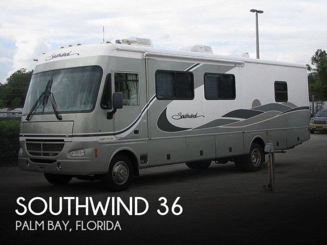 Used 2004 Fleetwood Southwind 36 available in Palm Bay, Florida