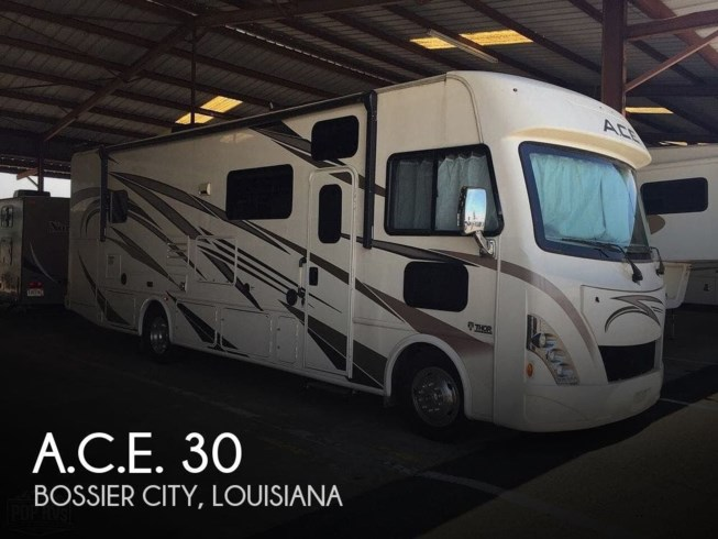 Used 2018 Thor Motor Coach A.C.E. 30 available in Bossier City, Louisiana