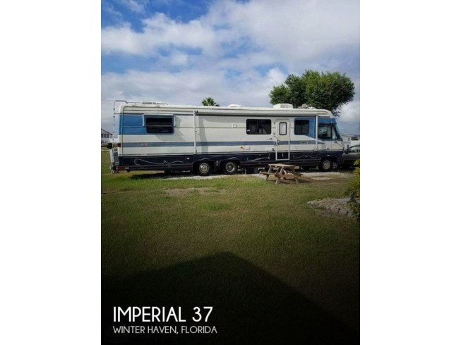 Used 1992 Holiday Rambler Imperial 37 available in Winter Haven, Florida