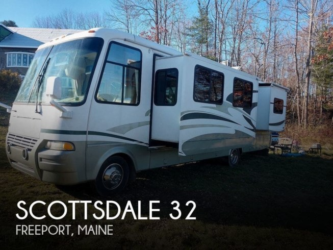 Used 2004 Newmar Scottsdale 32 available in Freeport, Maine
