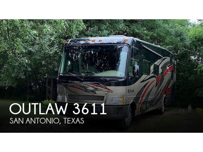 Used 2012 Thor Motor Coach Outlaw 3611 available in San Antonio, Texas