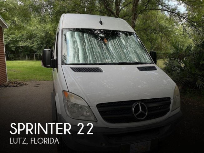 Used 2012 Miscellaneous Mercedes-Benz Sprinter 22 available in Lutz, Florida