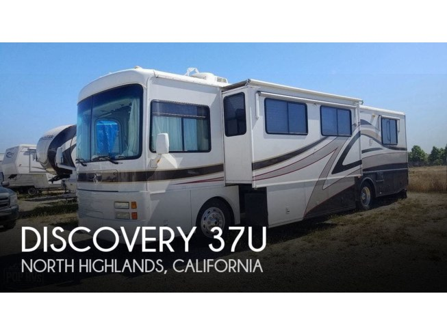 Used 2001 Fleetwood Discovery 37U available in North Highlands, California