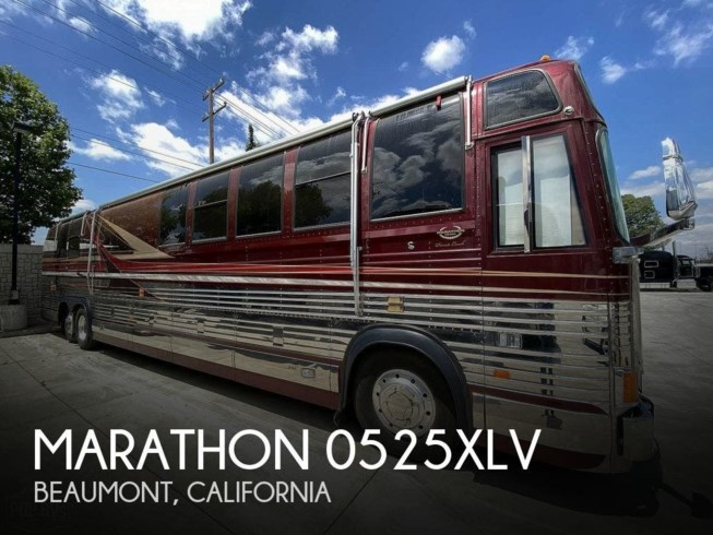 Used 1999 Prevost Marathon 0525XLV available in Beaumont, California