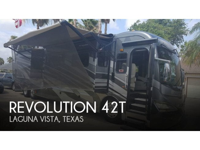 Used 2010 Fleetwood Revolution 42T available in Laguna Vista, Texas