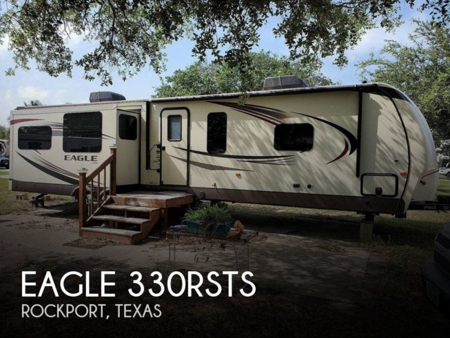 Used 2016 Jayco Eagle 330RSTS available in Rockport, Texas