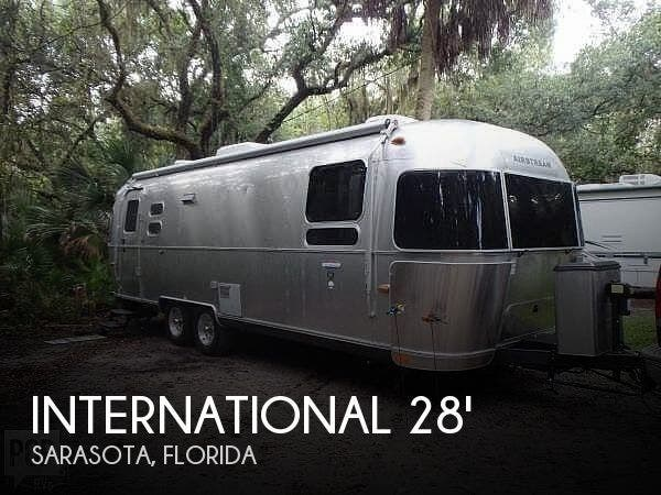 Used 2011 Airstream International 27FB Serenity available in Sarasota, Florida