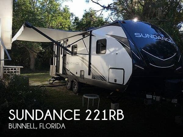 Used 2019 Heartland Sundance 221RB available in Bunnell, Florida