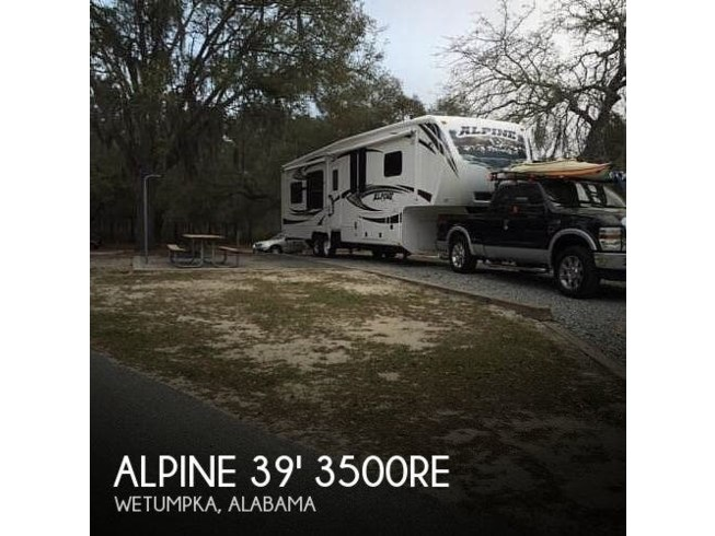 Used 2013 Keystone Alpine 39' 3500RE available in Wetumpka, Alabama