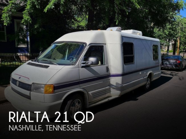 Used 1995 Winnebago Rialta 21 QD available in Nashville, Tennessee