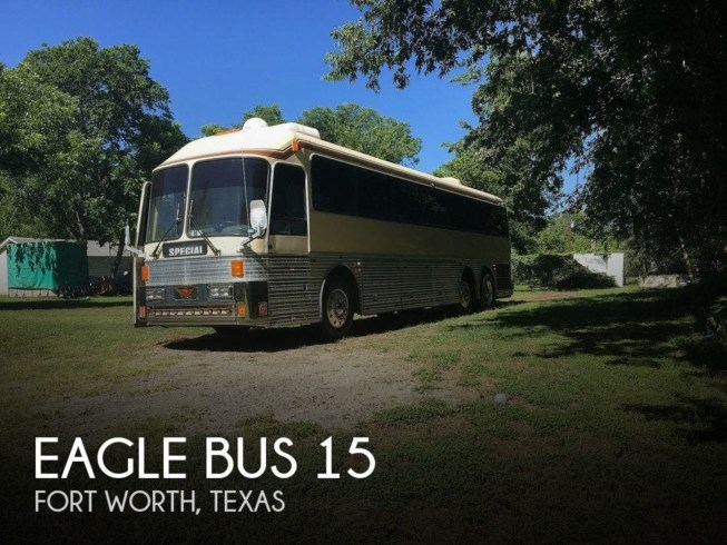 Used 1988 Miscellaneous Eagle Bus 15 available in Fort Worth, Texas