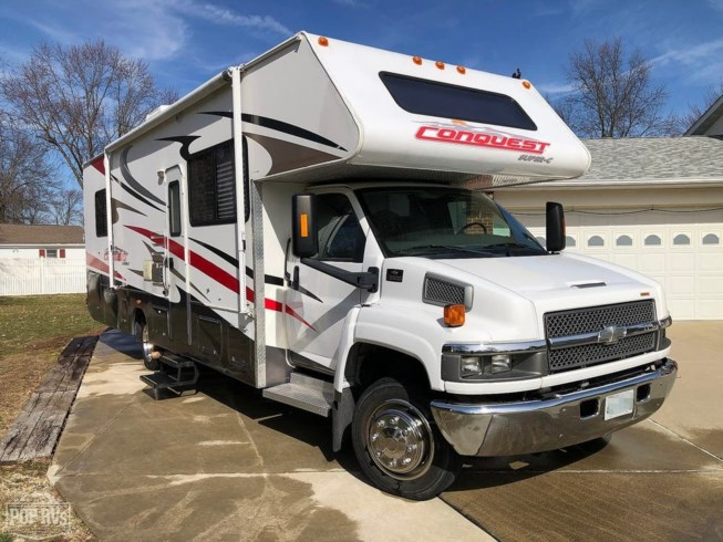 2007 Conquest 6316 by Gulf Stream from POP RVs in Waterloo, Illinois