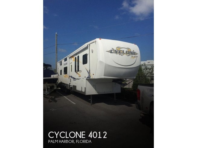 Used 2007 Heartland Cyclone 4012 available in Palm Harbor, Florida
