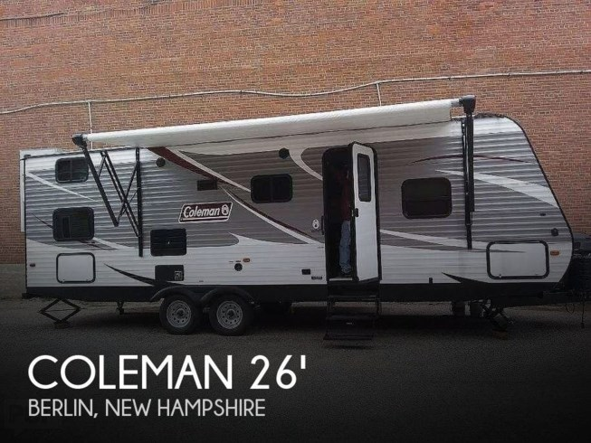 Used 2018 Dutchmen Coleman Lantern 262BH available in Berlin, New Hampshire