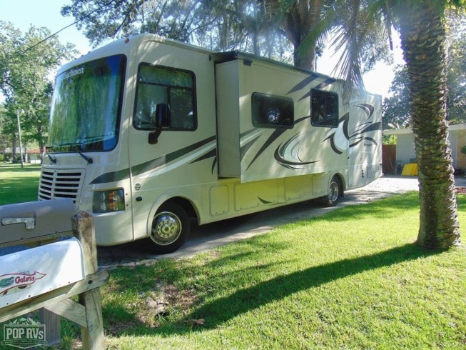 2013 Coachmen Pursuit 31BDP - Used Class A For Sale by POP RVs in Middleburg, Florida features Air Conditioning, Awning, Generator, Leveling Jacks, Slideout