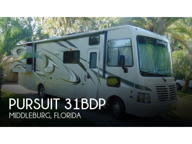 Used 2013 Coachmen Pursuit 31BDP available in Middleburg, Florida