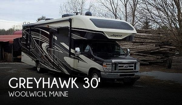 Used 2020 Jayco Greyhawk Prestige 30XP available in Woolwich, Maine