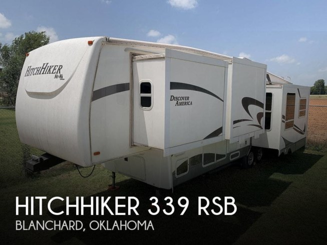 Used 2008 Nu-Wa Hitchhiker 339 RSB available in Blanchard, Oklahoma