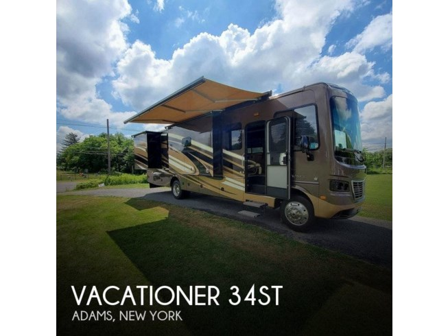Used 2016 Holiday Rambler Vacationer 34ST available in Adams, New York