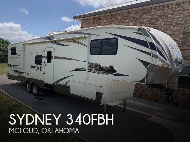 Used 2012 Keystone Sydney 340FBH available in Mcloud, Oklahoma