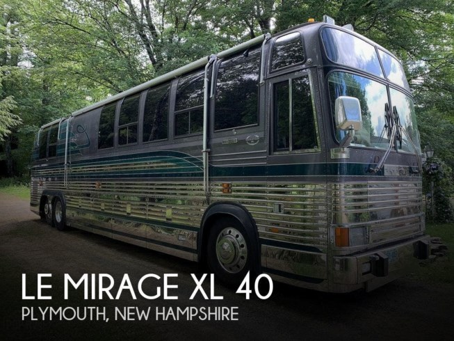 Used 1992 Prevost Le Mirage XL 40 available in Plymouth, New Hampshire
