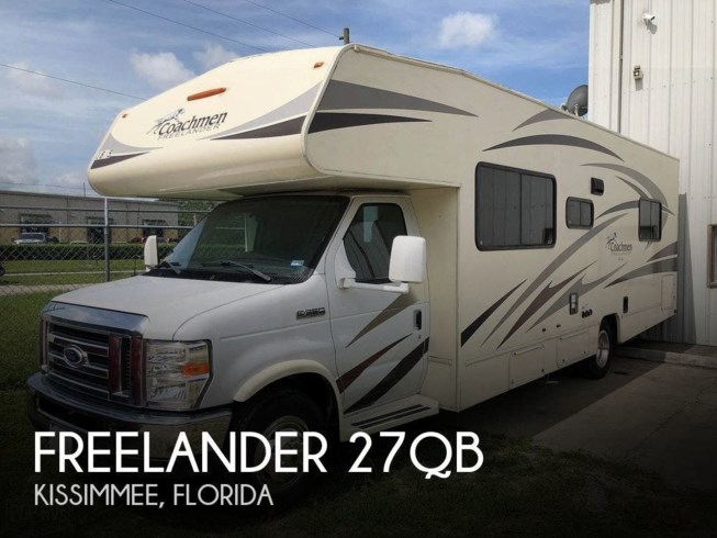 Used 2016 Coachmen Freelander  27QB available in Kissimmee, Florida
