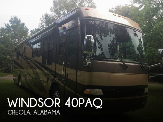 Used 2005 Monaco RV Windsor 40PAQ available in Creola, Alabama