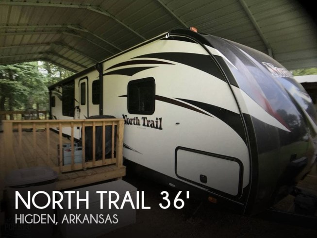 Used 2015 Heartland North Trail 30RKDD Caliber Edition available in Higden, Arkansas