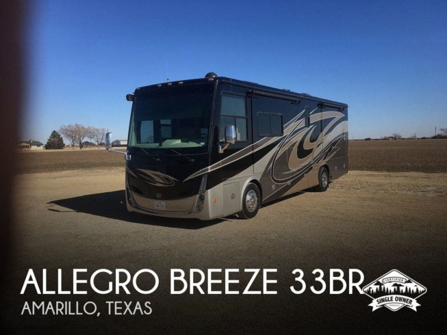 Used 2018 Tiffin Allegro Breeze 33BR available in Amarillo, Texas