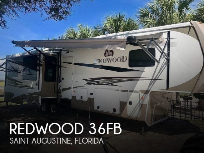 Used 2012 CrossRoads Redwood 36FB available in Saint Augustine, Florida