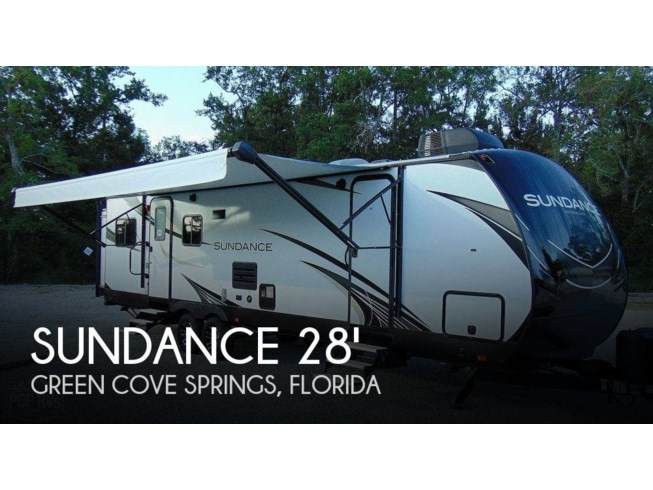 Used 2019 Heartland Sundance Ultra Lite 283RB available in Green Cove Springs, Florida