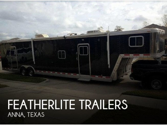 Used 2002 Featherlite Trailers 4940 available in Anna, Texas