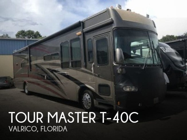 Used 2007 Gulf Stream Tour Master T-40C available in Valrico, Florida
