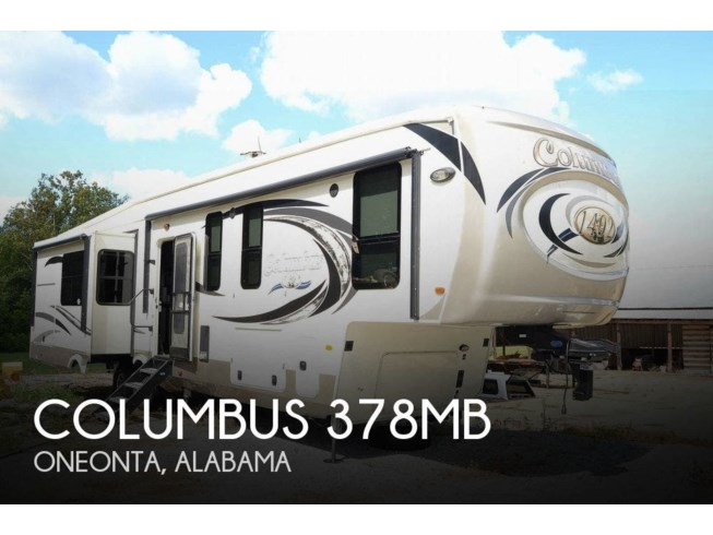 Used 2019 Palomino Columbus 378MB available in Oneonta, Alabama