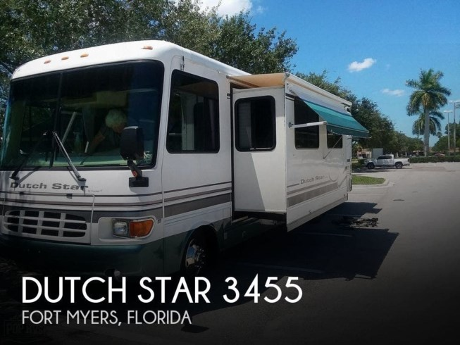 Used 1999 Newmar Dutch Star 3455 available in Fort Myers, Florida
