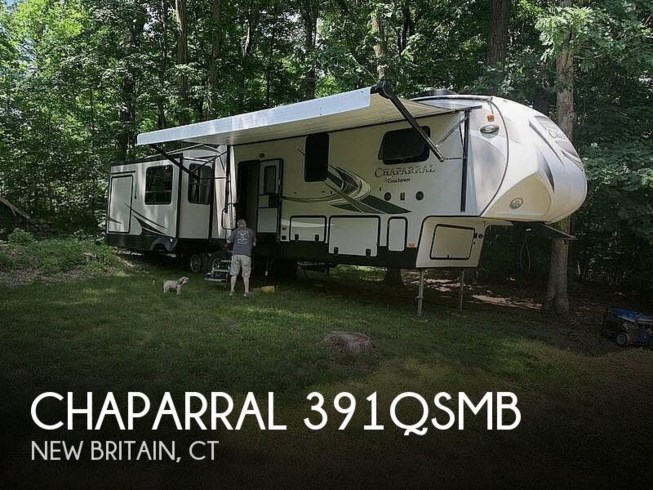 Used 2019 Coachmen Chaparral 391QSMB available in New Britain, Connecticut