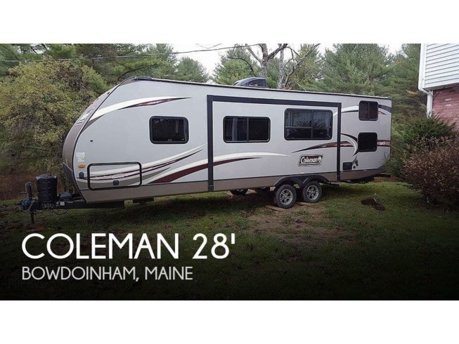Used 2017 Dutchmen Coleman Light 2855BH available in Bowdoinham, Maine