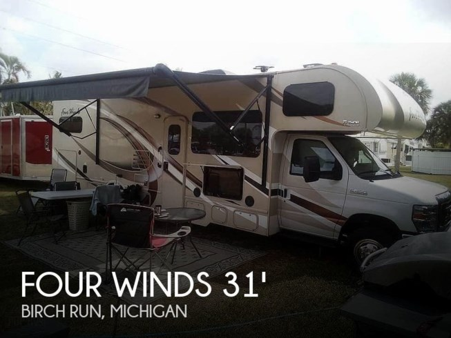 Used 2017 Thor Motor Coach Four Winds Model 31e available in Birch Run, Michigan