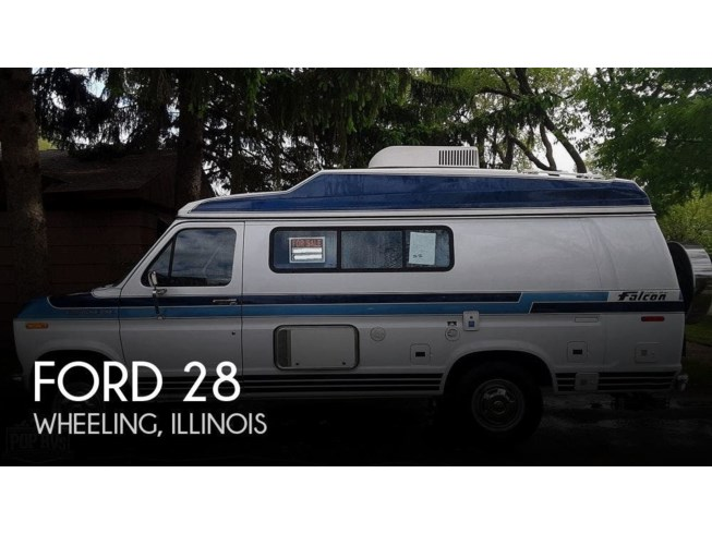 Used 1989 Ford 28 available in Wheeling, Illinois