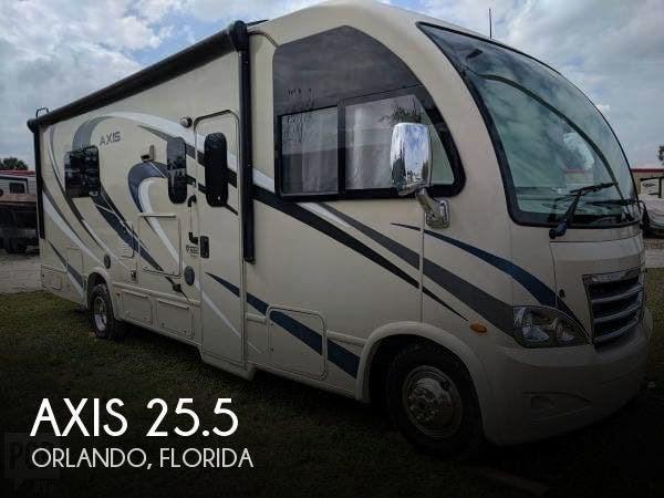 Used 2017 Thor Motor Coach Axis 25.5 available in Orlando, Florida